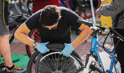 Cover image for 'Get That Job! Bike Maintenance 101'