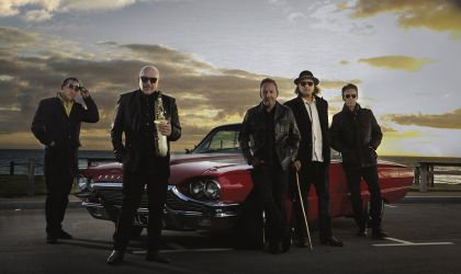 Cover image for 'Q&A with Joe Camilleri of The Black Sorrows'