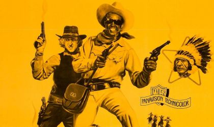 Cover image for 'Blazing Saddles'
