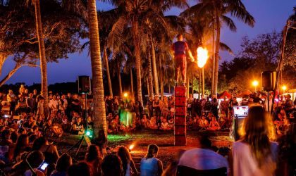 Cover image for 'Mindil Beach Sunset Markets Opening Night'