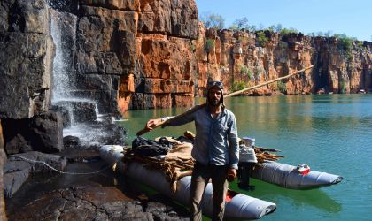 Cover image for 'Surviving The Kimberley'