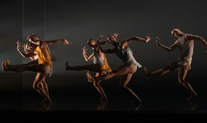 Cover image for '50 Years of Sydney  Dance Company'