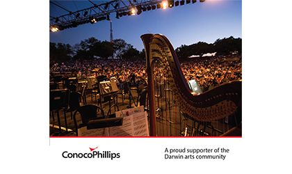 Cover image for 'ConocoPhillips Symphony'