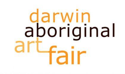 Cover image for 'Darwin Aboriginal Art Fair'