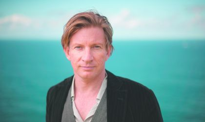 Cover image for 'Q&A with David Wenham'