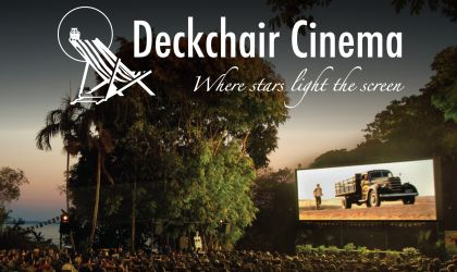 Cover image for 'This July at Deckchair'