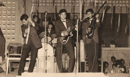 Cover image for 'Cambodia's Golden Era of Rock n Roll'