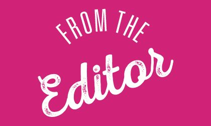 Cover image for 'From the Editor - Dec 20/Jan 21'