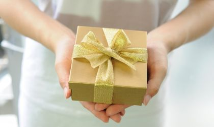Cover image for 'The Gift of Giving'