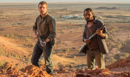 Cover image for 'Australian Film: Desert Redux'