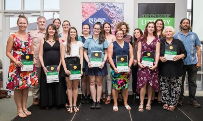 Cover image for 'NT Literary Awards Shortlist Announced'