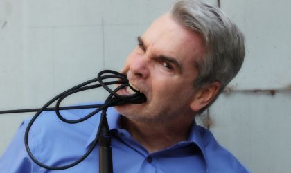 Cover image for 'An Evening with Henry Rollins'