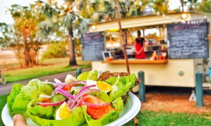 Cover image for 'Pop-up Food Trucks – Darwin Foreshore'