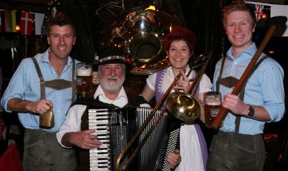 Cover image for 'Oktoberfest'