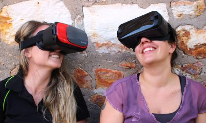 Cover image for 'NT Youth Week: Reality Engineers - VR Camp'