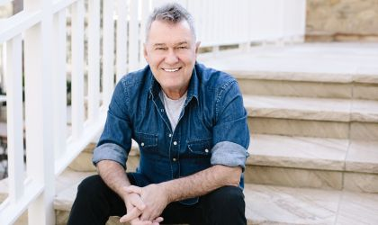 Cover image for 'Q&A with Jimmy Barnes'