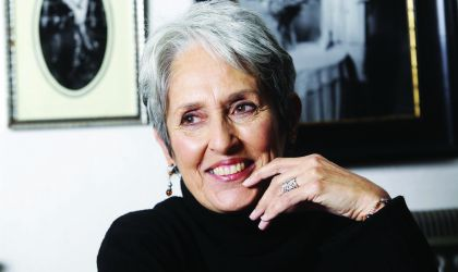 Cover image for 'JOAN BAEZ'