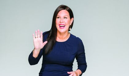 Cover image for 'Julia Morris : I don't want your honest feedback'