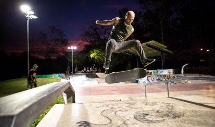 Cover image for 'Wednesday Skate Jam'
