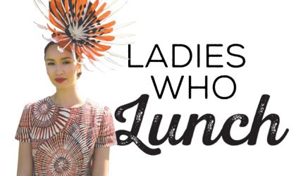 Cover image for 'Ladies who Lunch'