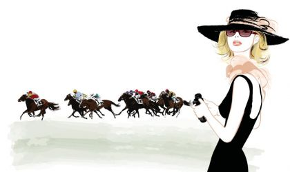 Cover image for 'Melbourne Cup Luncheon '