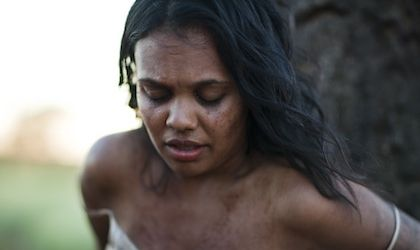 Cover image for 'Q&A with actor Miranda Tapsell'