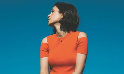 Cover image for 'Q&A with Missy Higgins'