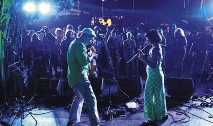 Cover image for 'Mandorah Ukulele and Folk Festival (MUFF)'