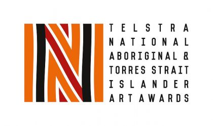 Cover image for '2016 National Aboriginal and Torres Strait Islander Art Award'