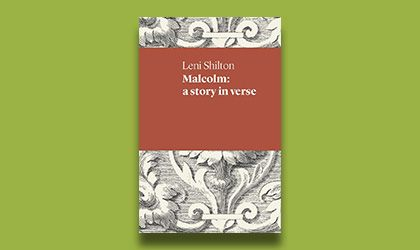 Cover image for 'NT Writers' Centre Review – Malcolm – a story in verse by Leni Shilton'