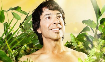 Cover image for 'Q&A with Arj Barker'