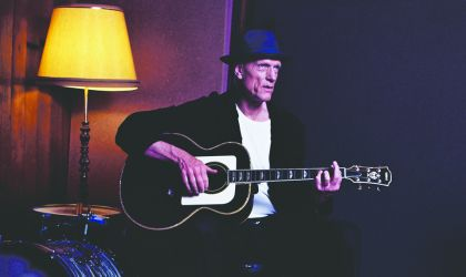 Cover image for 'Q&A with Peter Garrett'