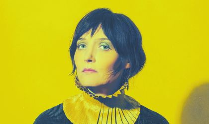 Cover image for 'Q&A with Sarah Blasko'