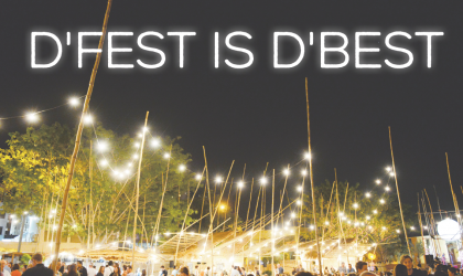Cover image for 'D'FEST IS D'BEST'