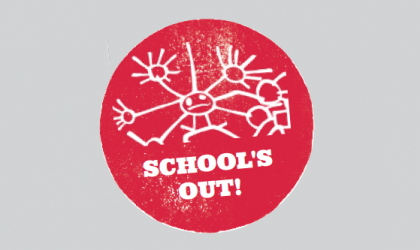 Cover image for 'School Holidays'