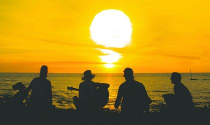 Cover image for 'Sounds@Sunset'