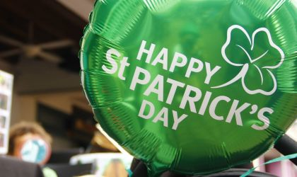 Cover image for 'St Patrick's Day'