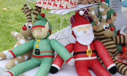 Cover image for 'Tactile Arts Christmas Craft Fair'