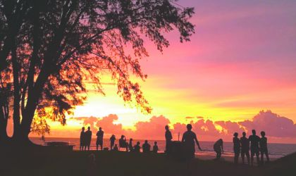 Cover image for 'Foodie Fridays at Darwin Surf Club'
