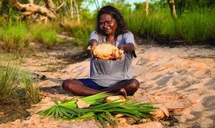 Cover image for 'A Taste of Kakadu '