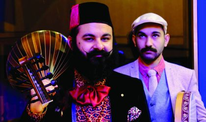Cover image for 'Joseph and James Tawadros'