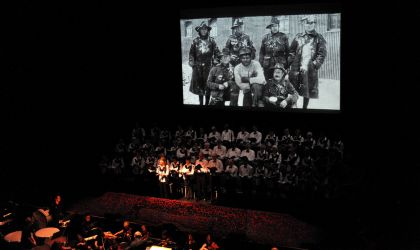 Cover image for 'Darwin Chorale - Voices of Remembrance'