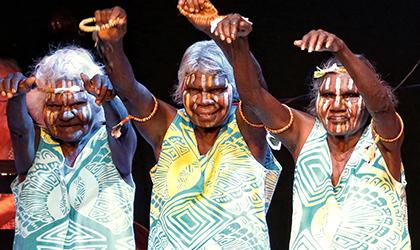 Cover image for 'Tiwi Strong Women's Group: Yoi! Ngarukuruwala'