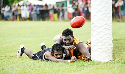 Cover image for 'Tiwi Islands Football Grand Final & Annual Art Sale'