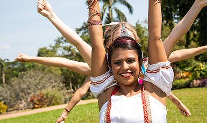 Cover image for 'Introducing Venaska Cheliah: Tracks Dance Company's New Chair'