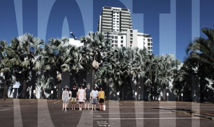 Cover image for 'SYDNEY ARTISTS TAKE ON DARWIN'