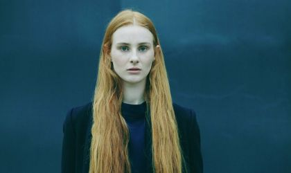 Cover image for 'Q&A with Vera Blue'