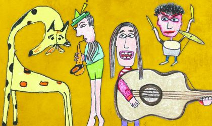Cover image for 'Violent Femmes'