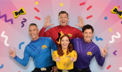 Cover image for 'The Wiggles'