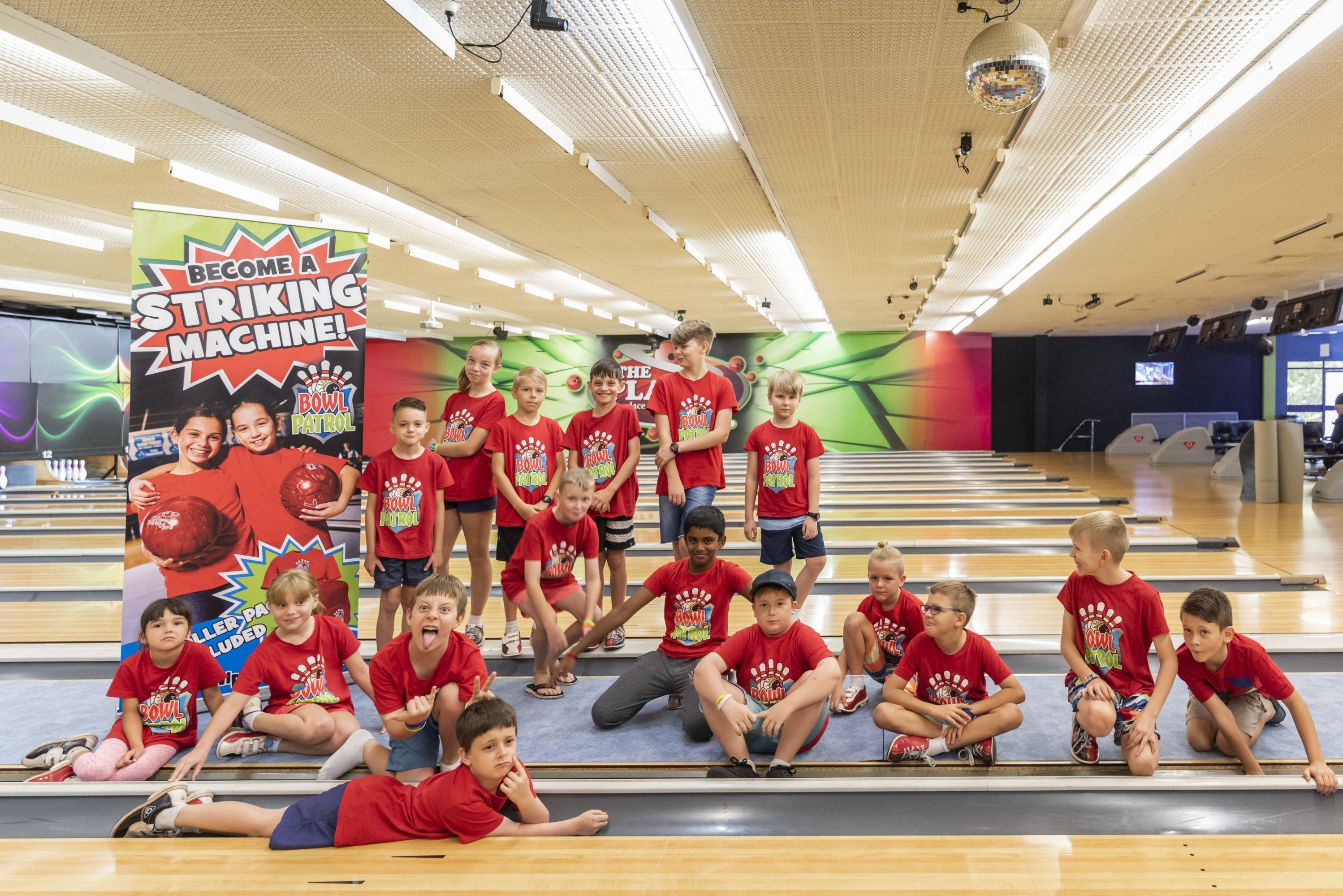 Bowl Patrol Tenpin Bowling Program